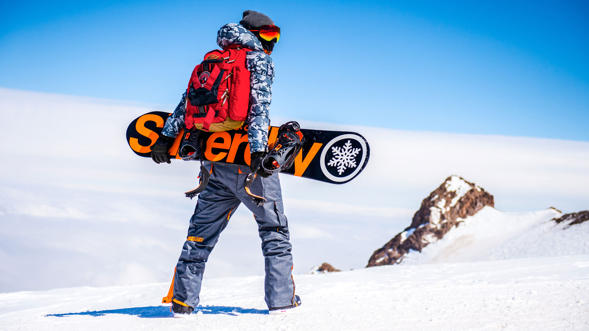 Superdry Snow: The ultimate adrenalin rush