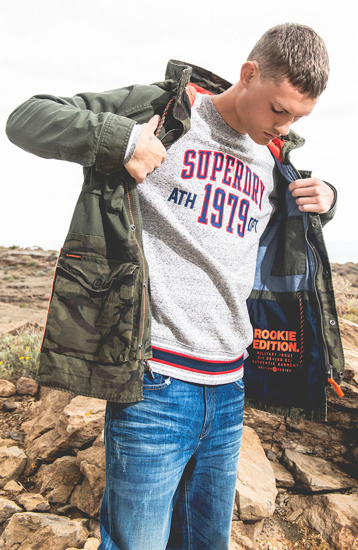 Superdry IT  Giubbotti  3dc8f966dc8