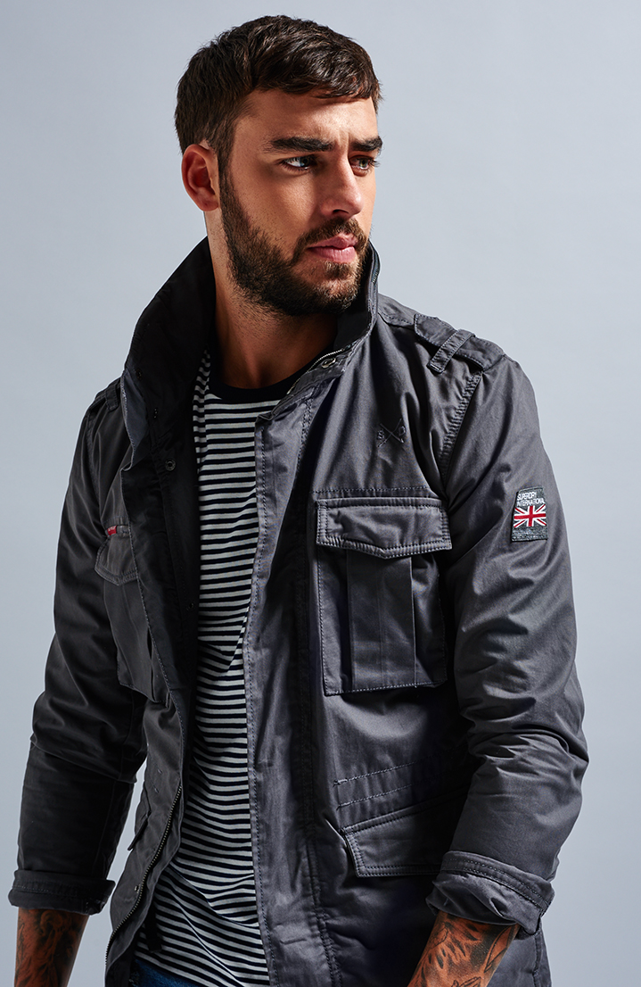 mens jackets summer coats jackets for men superdry. Black Bedroom Furniture Sets. Home Design Ideas