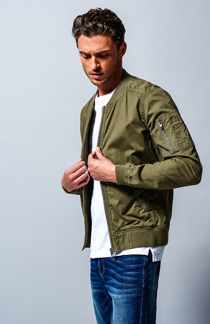 Mens Jackets & Coats | Winter & Hooded Jackets and Coats - Superdry