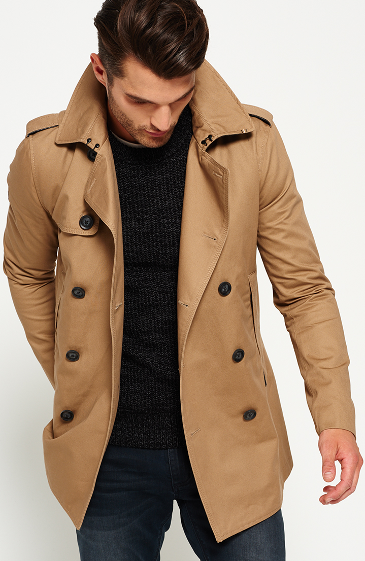 Shop our range of Men's Jackets & Coats. Shop our range of Leather Jackets from premium brands online at David Jones. Free delivery available.