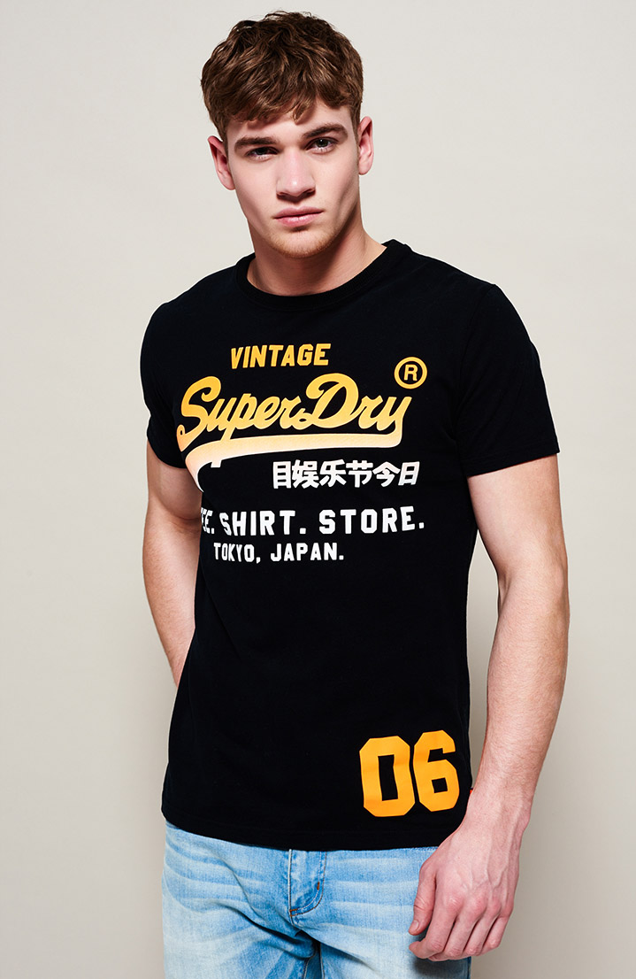 Mens T-Shirts - Shop T-Shirts for Men Online | Superdry