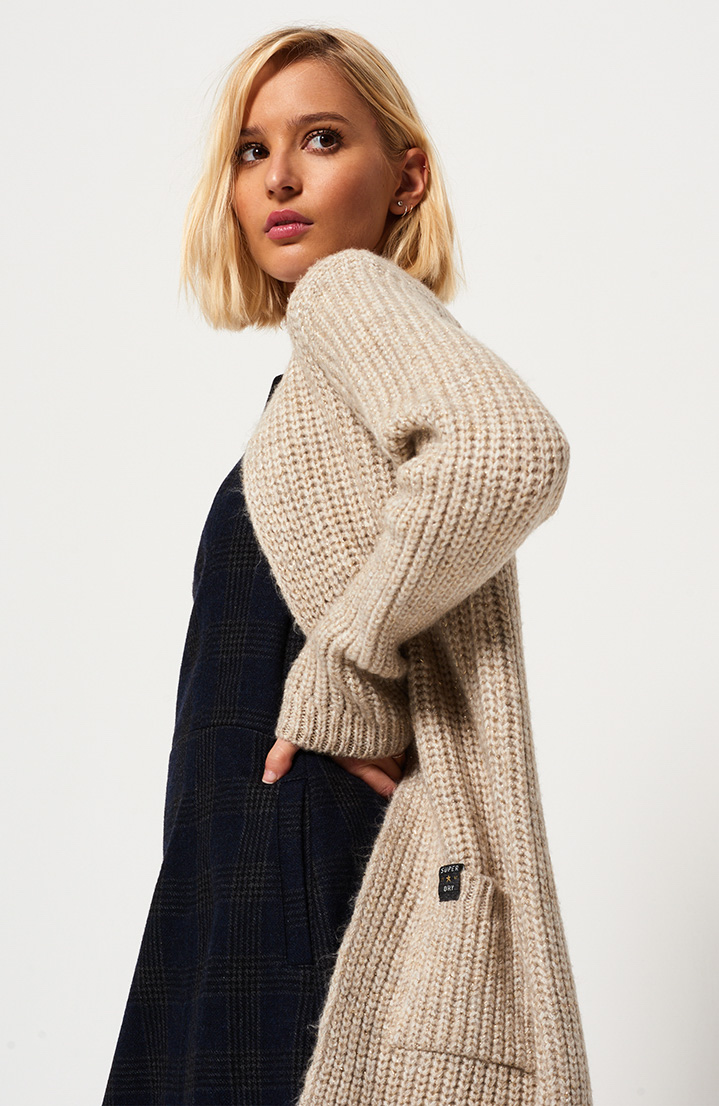 Superdry Sweaters - Womens Jumpers, Cardigans, Designer Knitwear