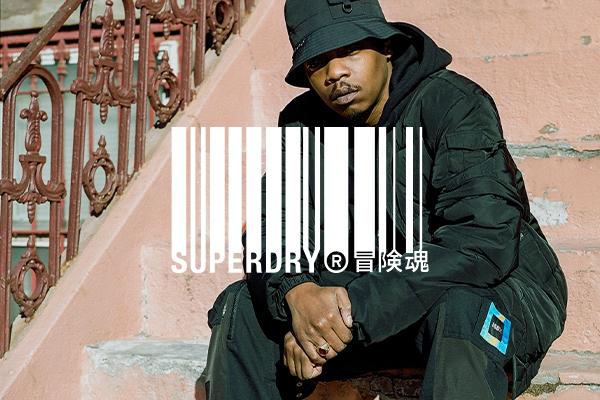 Mens Superdry X img