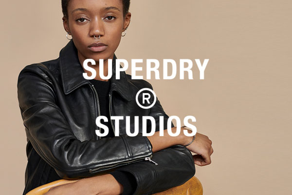 Womens Superdry Studios